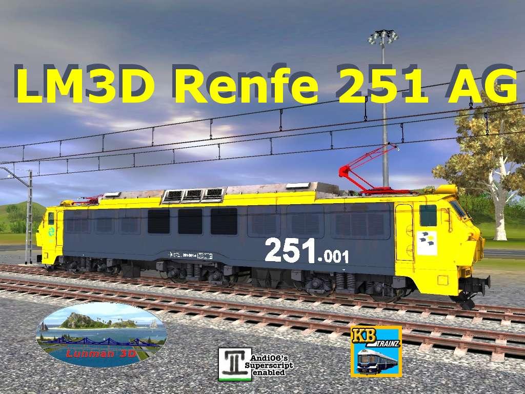 web.lunman3d.es/downloads/images/rodante/electrico/lm3d_renfe_251_ag.jpg